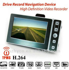 2012 Navigation system 90 degree black box gps