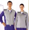 two piece worker clothing