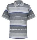 Men's elegant galf polo shirt