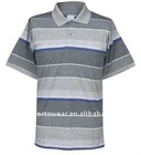Men's elegant galf polo shirt