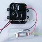 Titanium rod tube and heatsink ozone generator parts
