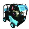 Diesel Driven Hot Water commercial Pressure Washer