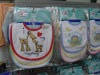 Fashion lovely animal printted bibs