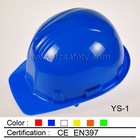 HDPE CE EN 397 safety helmet
