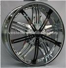 car alloy wheel 27X12