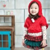 beautiful knitted sweater for girls