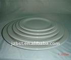 round porcelain hotelware dinnerware plate