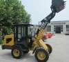 Mini wheel loader ZL08A with Changchai L22 engine