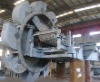 OEM hot sale welded bucket wheel