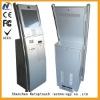 Touchscreen service payment terminal kiosk