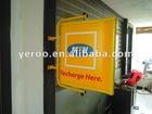 Africa Expanding Market MTN Wall Mounted Rotator