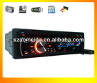 Car CD+RADIO+USB+SD CARD+AUX, In-Car 1 Din Car CD Player