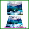 DIY Photo Crystal for Ashtray shape(SJ-403)