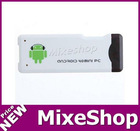 MK802 Android 4.0 mini PC allwinner A10 1GHZ with USB2.0 Flash10.3 512M/4GB WIFI