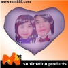 Sublimation heart cushion J03