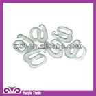 Wholesale Silver Metal Alloy Bra Ring and Slider