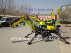 wheel excavator with diesel engine( RXDLW-22)