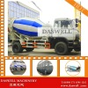 2012 Good Sale HYC.6A concrete mixer truck