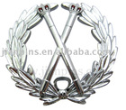 Durable Die Struck badge