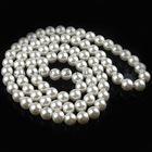 wholesale and fashsion noble Imitation Pearls beads necklace for women 110160