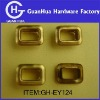 rectangle eyelets gromments