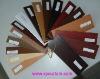 wood mini blind-- venetian shutter