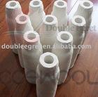 Special vacuum shaped ceramic fiber