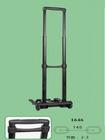 Telescopic shopping cart