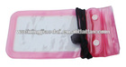 fashion phone waterproof bag/cell phone pouch