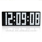 Led Digital Alarm paper wall clocks