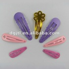 nice color hair clip for girl