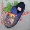Woman plush slipper for winter style