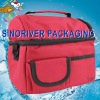 high quality 600D recycle lunch cooler bag insulated lunch bag