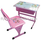 kids furniture,childrens table and chairs,karton single desk chair/kid desk and chair