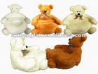 Super-soft Short Velvet/Fleece/Plush Bear/Goat Cushions/Toys