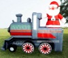 inflatable Christmas model