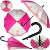 "23""12k customized prince of Tennis auto strong promotional umbrella"