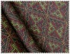 Traditional cotton/flax fabric, printed linen fabric