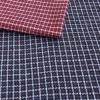 Nice design Rayon Interlock Jacquard Knitting Fabric
