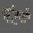 LFR U groove track roller bearings
