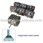 2012 electric motor for kitchen hood