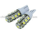 T10 13SMD 1210 car led light