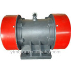 YZS series vibrating screen and feeder parts ac vibrator motor