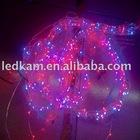 led christmas lights,multi-color led string lights with flashing function