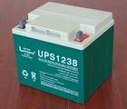 12V 38AH solar battery
