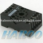 voltage Relay socket,11 pin relay socket,PF-113BE