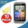 Anti Scratch Screen Protector/LCD Screen Guard for HTC Wildfire S with Microfiber Cleaning Cloth (IMC-MOHTC-0443)
