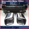 Chrome Stainless Steel Exhaust Tip For Mercedes-Benz GLK