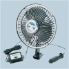 12V car fan with one or two speed