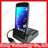 High Quality USB Sync Dual Desktop Dock Charger for Samsung Galaxy Nexus i9250